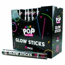 Glow sticks Bundle (45 sticks) Neon Bracelets and Necklaces Party Pack