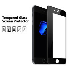 3D Curved Full Cover BlackTempered Glass Screen Protector For New iPhone 8 Plus