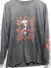 Vintage Slipknot Pinhead Long Sleeve 2001 Iowa Nu Metal AOP