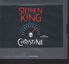 * CHRISTINE by STEPHEN KING ~ UNABRIDGED CD'S AUDIOBOOK