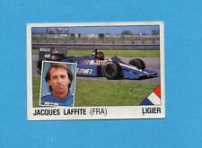 SUPERSPORT 1986-PANINI 86-Figurina n.36-LAFITTE-LIGIER-AUTOMOBILISMO-Recuperata