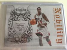 Panini Scottie Pippen Basketball Trading Cards