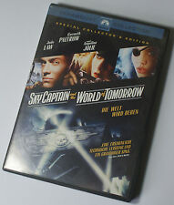 Sky Captain and the World of Tomorrow DVD TOP! (W2)