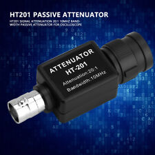 1pcs Hantek 20:1 Attenuator HT201 10MHZ Input Res1.053MHZ for DSO3064 Automotive