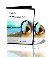 Adobe Photoshop 7.0 Full Version - Powerful Photo Editing Software for Windows