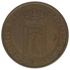 Norwegen, 5 Öre 1929 A36408