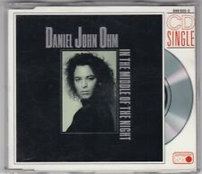 "DANIEL JOHN OHM - IN THE MIDDLE OF THE NIGHT - 3"" INCH SINGLE CD GERMANY © 1989"
