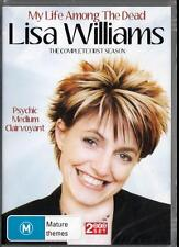 LISA WILLIAMS LIFE AMONG THE DEAD SEASON 1 - NEW & SEALED R4 DVD FREE LOCAL POST