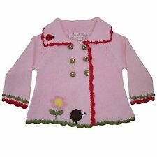 Pullover und Stricke für Baby Mädchen aus 100% Baumwolle