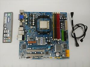 Gigabyte  GA-MA69GM-S2H Socket AM2 Motherboard CPU AMD Sempron 3400+ 3GB DDR2