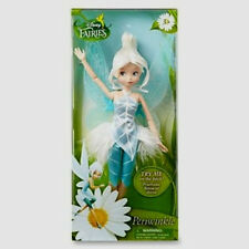 """Disney Fairies- From Pirate Fairy 10""""  Periwinkle Doll with flutter wings NIB"""