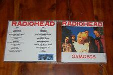 Radiohead-Osmosis 2 CD Set-Rare Songs