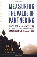 Measuring the Value of Partnering: How to Use Metr