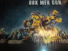 Ork Mek Gun Smasha Gun Traktor Kannon Kustom Mega Orks Warhammer 40k 40,000 New!