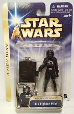 STAR WARS 2004 TIE FIGHTER PILOT BATTLE OF YAVIN A NEW HOPE #14