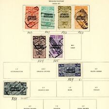 Belgium outstanding selection of 26 Used Newspaper Stamps - Cv=$33.35