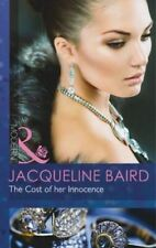 Baird, Jacqueline, The Cost of her Innocence, Very Good, Paperback