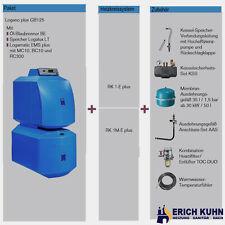 Buderus GB125 Öl-Brennwert Paket K31 mit 30 kW und 200 Liter Speicher