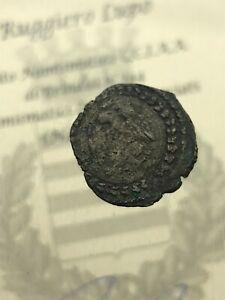 Pesaro Farthing Guidobaldo II De La Chêne