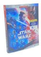 Star Wars: The Rise of Skywalker (Blu-ray+Digital Code, 2020) NEW w/ Slipcover