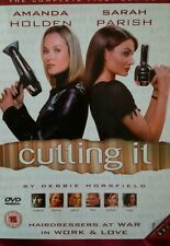 AMANDA HOLDEN CUTTING IT BBC COMPLETE SERIES ONE 3 DVD BOX SET 2003