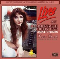 KATE BUSH / LIVE AT HAMMERSMITH ODEON 1979 COMPLETE VERSION DVD