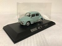 1:43 Renault 4CV 1947 Geschenk Modellauto Modelcar Scale Spielzeug Rarität Top