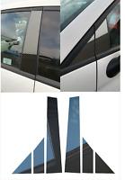Real Carbon Fiber Door B Pillar 3D Glossy for Fiat 500 595 Abarth  2007-2019
