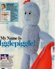 Igglepiggle Toy  Knitting Pattern