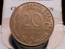 5097(5)(68) - 20 CENTIMES - MARIANNE - 1963 - QUALITE TTB !