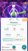 Pokemon Trade GO - Shiny Mewtwo Psystrike Level 40 MaxCP for PVP Master League