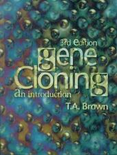 Gene Cloning by T. A. Brown (1995, Paperback)