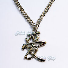 naruto cosplay halskette collana necklace kanji ideogramma amore gaara ninja