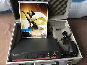 Sennheiser EW100 G3 Funkenstrecke + SK100 Transmitter, inkl. Koffer, Top!