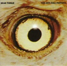 RED HOT CHILI PEPPERS: SCAR TISSUE – 3 TRACK CD SINGLE