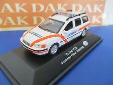 Die cast 1/43 Modellino Auto Polizia Police Volvo V70 SW 2002 Suisse