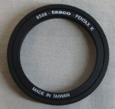 Pentax T ring to adapt cameras to telescopes bayonet K RING