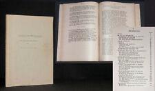 SCHMIDT Hohenlohe Waldenburg. Heimatgeschichtliches Typoskript 1949 Geschichte
