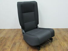 Rear Seat Bench Fabric Titanium Black Right VW Tiguan I 5n Orig