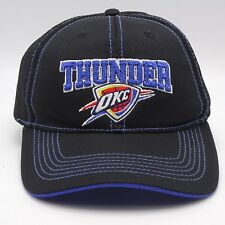 OKC Thunder Strapback hat - Adjustable Strap - Pacific Headwear - NBA