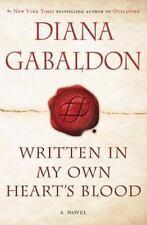 Outlander Series Hardcover Book #8 Written in My Own Heart's Blood Gabaldon New!