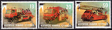 CYPRUS 2006 FIRE ENGINES - SPECIMEN MNH
