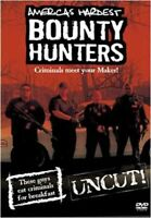BOUNTY HUNTERS - CRIMINALS MEET YOUR MAKER! NEW DVD