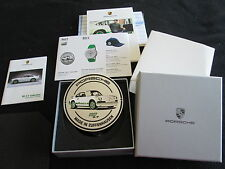 1973 Porsche 911 Carrera RS Limited Edition Grill Badge & Brochure / Catalog