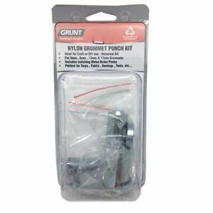 Grunt Nylon Grommet Punch Tool Kit