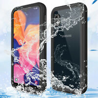 For Samsung Galaxy A10e Waterproof Case Shockproof Full Cover w/Screen Protector