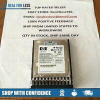 375863-009-HP 146GB 10K 3G 2.5 SAS DP HDD