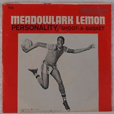 MEADOWLARK LEMON: Shoot a Basket R&B SOUL RSVP Novelty 45 HEAR IT Harlem