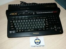 65 msx 2+ computer panasonic a1wx 100% working new FDD belt 256 kb ram upgraded
