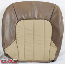 2004 2005 GMC Envoy XUV SLT 4X4 2WD V8 V6 -Driver Bottom Leather Seat Cover TAN